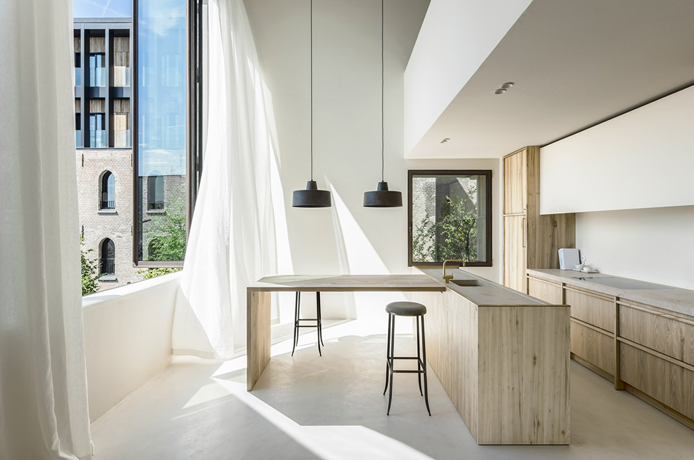 Renovierung der küche: ideen für böden und beschichtungen ...