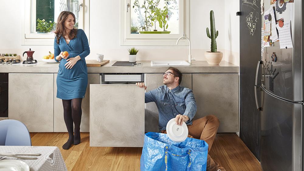ristrutturazione cucina pavimenti e rivestimenti